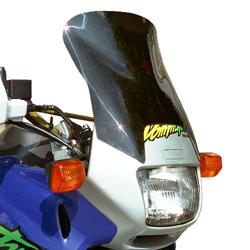 SECDEM セクデム ハイプロテクション・スクリーン カラー:グレースモーク NX650 DOMINATOR [ドミネーター]