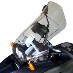 ハイプロテクション・スクリーン セクデム R1200GS カラー:グレースモーク SECDEM