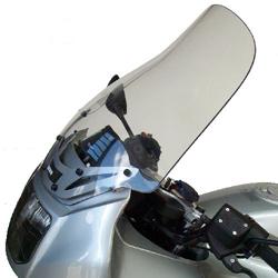 ハイプロテクション・スクリーン SECDEM カラー:グレースモーク R1150RS セクデム