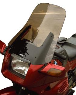 SECDEM セクデム GT・スクリーン カラー:グレースモーク K100RS K1100RS