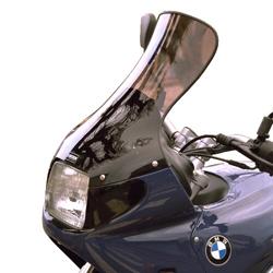 SECDEM セクデム ハイプロテクション・スクリーン カラー:グレースモーク F650 STRADA 97-00