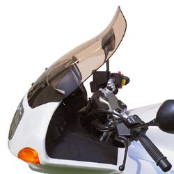 SECDEM セクデム ハイプロテクション・スクリーン カラー:グレースモーク R1100RS
