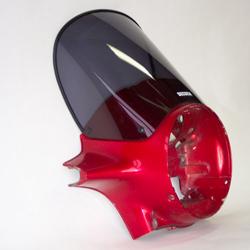 SECDEM セクデム ハイプロテクション・スクリーン カラー:グレースモーク CX500