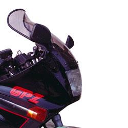 SECDEM セクデム ハイプロテクション・スクリーン カラー:グレースモーク GPZ1000RX NINJA [ニンジャ]