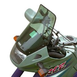 SECDEM セクデム ハイプロテクション・スクリーン カラー:グレースモーク KLE400 KLE500