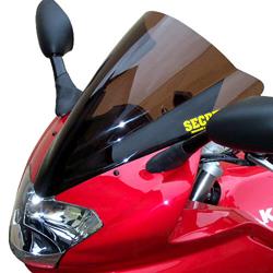 SECDEM セクデム ダブルバブル・スクリーン カラー:グレースモーク ZR-7 S 01-04