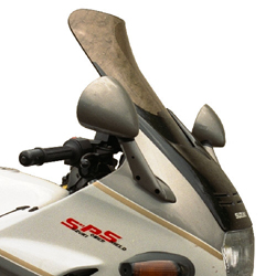 SECDEM セクデム ハイプロテクション・スクリーン カラー:グレースモーク GSX1100 F 87-96
