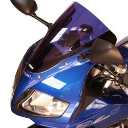 SECDEM セクデム ダブルバブル・スクリーン カラー:グレースモーク SV650 S