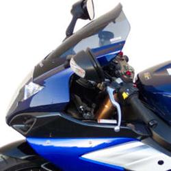 SECDEM セクデム ハイプロテクション・スクリーン カラー:グレースモーク GSX-R1000