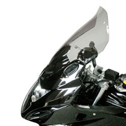 SECDEM セクデム ハイプロテクション・スクリーン カラー:グレースモーク GSX650 F 08-10