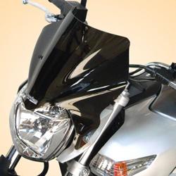 SECDEM セクデム ハイプロテクション・フライスクリーン カラー:グレースモーク 400 06-10 GSR600
