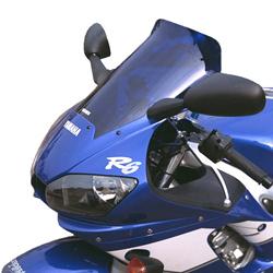 SECDEM セクデム ハイプロテクション・スクリーン カラー:グレースモーク YZF-R6