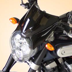 SECDEM セクデム スタンダード・フライスクリーン カラー:ライトスモーク MT-01