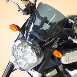 SECDEM セクデム ハイプロテクション・フライスクリーン カラー:ライトスモーク MT-01