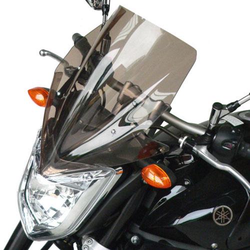 SECDEM セクデム ハイプロテクション・フライスクリーン カラー:ライトスモーク FZ1