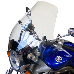 SECDEM セクデム ユーロスクリーン・ウインドシールド カラー:ライトスモーク BT1100 BULLDOG [ブルドッグ]