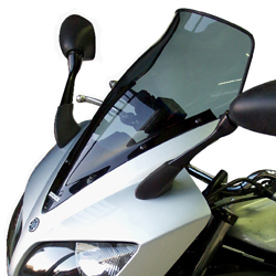 SECDEM セクデム ハイプロテクション・スクリーン カラー:ライトスモーク FZS600 FAZER [フェザー]