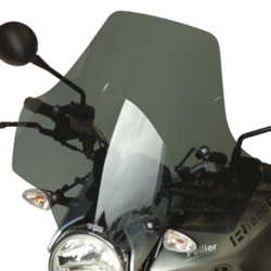 SECDEM セクデム ユーロスクリーン1・ウインドシールド カラー:ライトスモーク R1200R