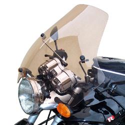 SECDEM セクデム ユーロスクリーン・ウインドシールド カラー:ライトスモーク R1150R R850R
