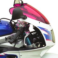 SECDEM セクデム スタンダード・スクリーン カラー:クリア GSX-R750