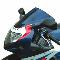 SECDEM セクデム ダブルバブル・スクリーン カラー:クリア GSX-R600