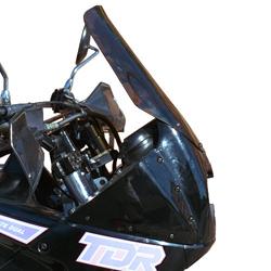 SECDEM セクデム ハイプロテクション・スクリーン カラー:クリア TDR125