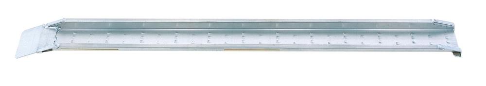 昭和ブリッジ SHOWA BRIDGE トランポ用品 MC-アルミラダーレール(ベロタイプ) フレーム長:210cm/有効幅:18cm