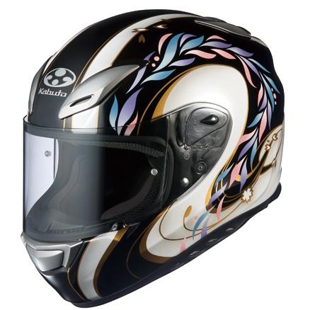 OGK KABUTO オージーケーカブト フルフェイスヘルメット AEROBLADE-III TAMON [AEROBLADE-3 エアロブレード・スリー タモン ブラック] ヘルメット サイズ:L(59-60cm)