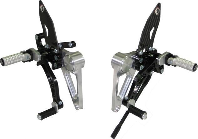 DUCABIKE ドゥカバイク バックステップ MONSTER S4 RS [モンスター] MONSTER S4 R [モンスター] MONSTER S2R [モンスター]