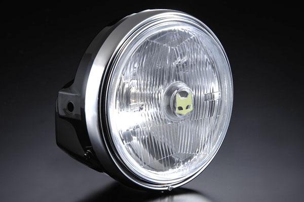 MARCHAL マーシャル ヘッドライト本体・ライトリム/ケース 889ドライビングランプフルキット CB1100R CB750F CB900F CBX400F