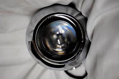 部品屋K&W アイボールヘッドライト3 汎用