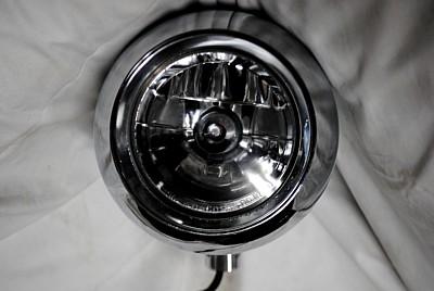 部品屋K&W アイボールヘッドライト1 汎用