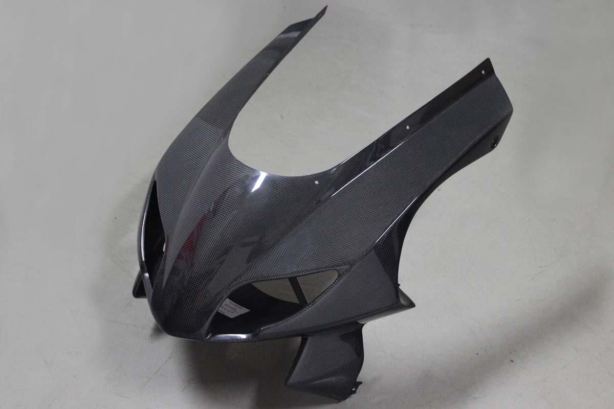 TYGA PERFORMANCE タイガパフォーマンス アッパーカウル フロント T13スタイル カーボン付き VFR400R RVF400