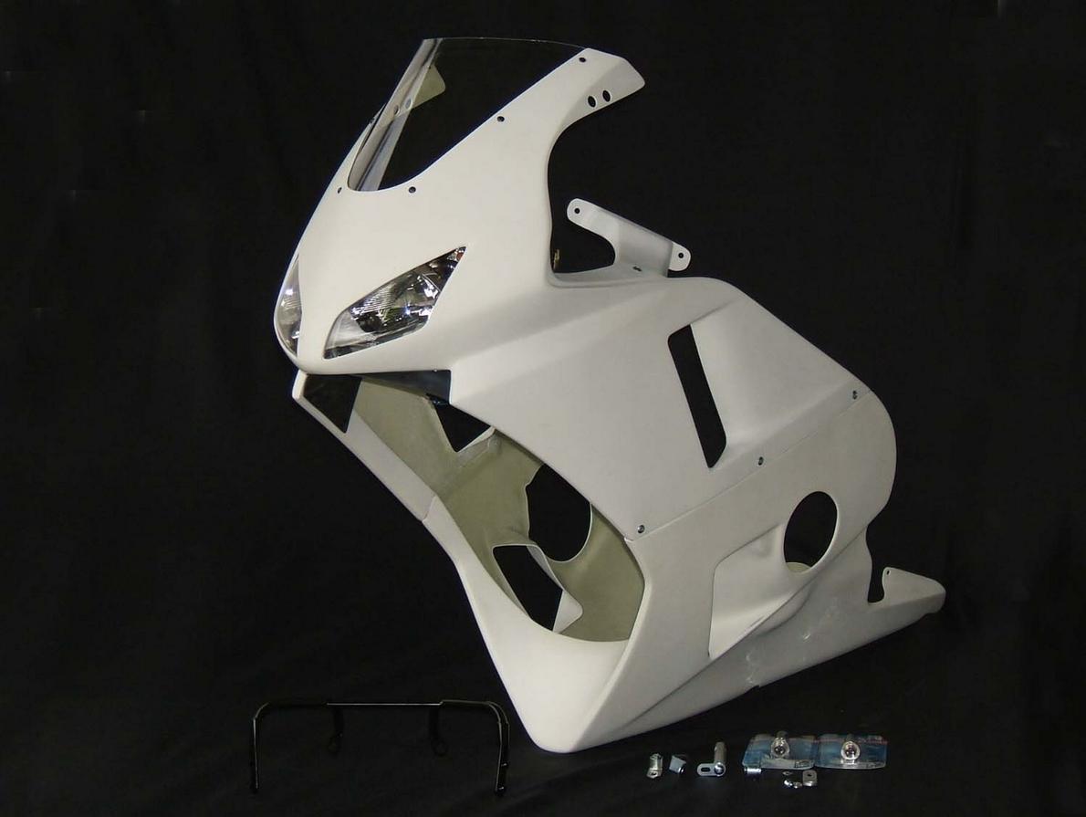 TYGA PERFORMANCE タイガパフォーマンス フェアリングセット CBR400RR