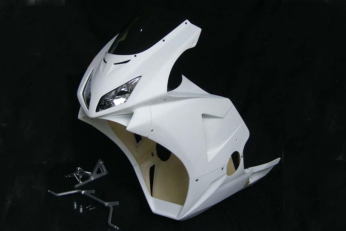 TYGA PERFORMANCE タイガパフォーマンス フルカウル・セット外装 フェアリングセット CBR400RR