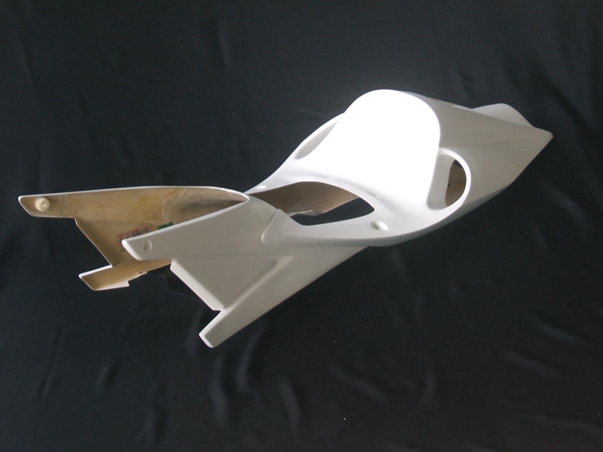 TYGA PERFORMANCE タイガパフォーマンス シートカウルアッシー VFR400R