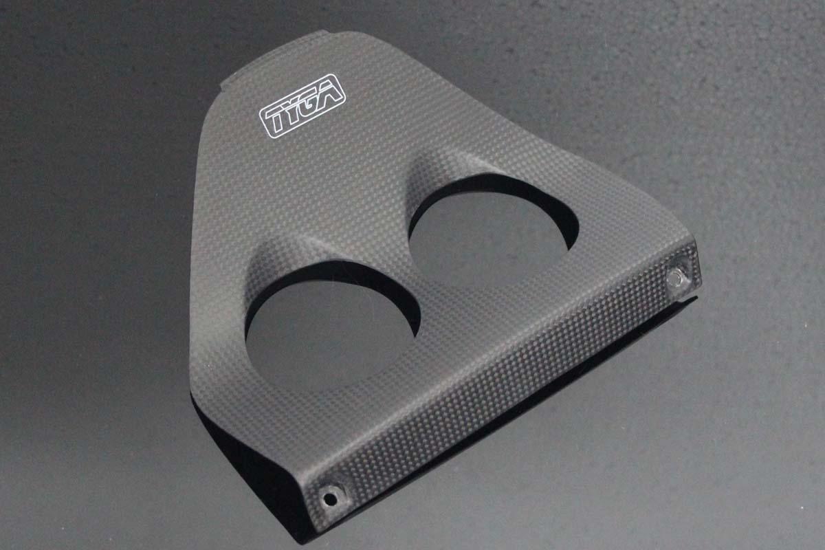 TYGA PERFORMANCE タイガパフォーマンス テールランプサラウンド (カーボンファイバー製) NSR250 MC21 タイプ:サテン NSR250 MC21 1988