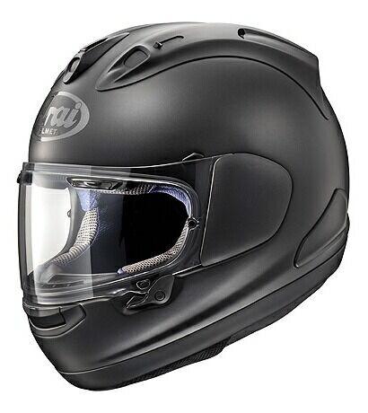 Arai アライ フルフェイスヘルメット RX-7X [アールエックス セブンエックス フラットブラック (つや消し)] ヘルメット サイズ:XS(54cm)