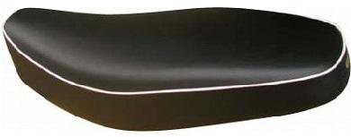 K&H ケイアンドエイチ ダブルシート アンダー無 パイピング白 W400 W650