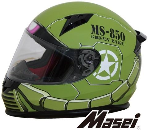 MADMAX マッドマックス Masei フルフェイスヘルメット ロボヘル850 サイズ:M(57-58cm)
