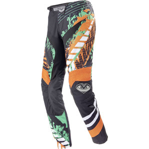 Madhead マッドヘッド MX PANTS 5V GREEN/ORANGE/BLK