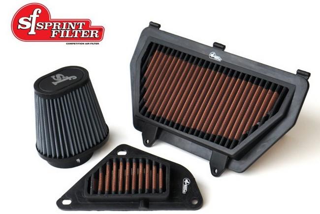 Sprint Filter スプリントフィルター エアクリーナー・エアエレメント エアフィルター[純正交換タイプ] GSX-R 1000(P16 air filter - ONLY FOR RACE USE) (2009-) 排気量:1000