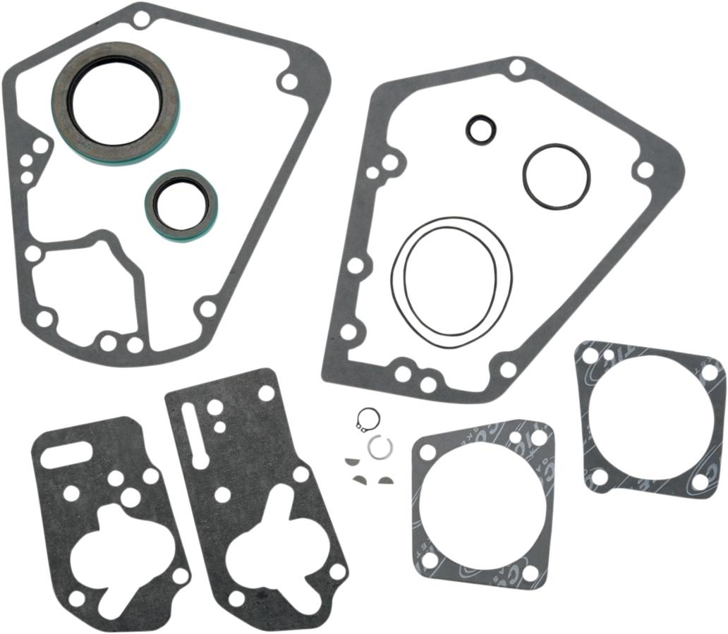 """TP ENGINEERING ティーピーエンジニアリング ガスケット GASKET KIT B/E TP4-1/8"""" [0934-1287]"""
