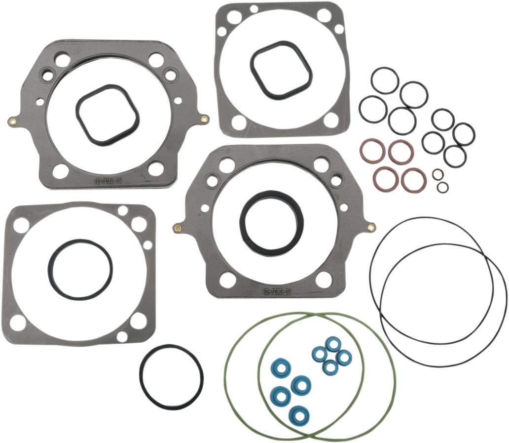"""TP ENGINEERING ティーピーエンジニアリング ガスケット GASKET KIT T/E TP4-1/8"""" [0934-1289]"""