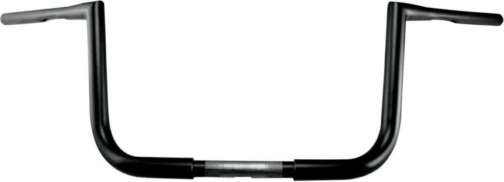 "TODD'S CYCLE トッズサイクル HANDLEBAR 8"" FLHT BLACK [0601-2798]"