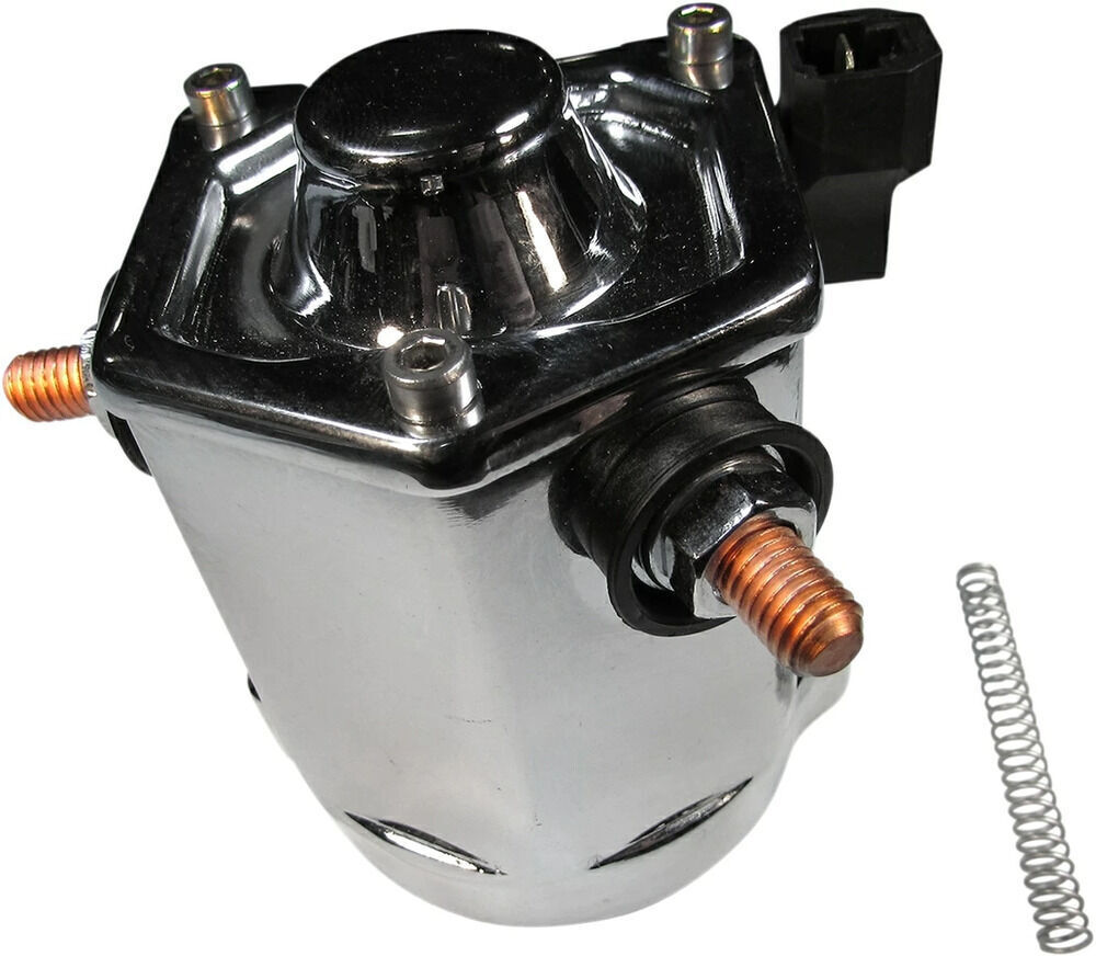 TERRY COMPONENTS テリーコンポーネンツ その他電装パーツ STARTER SOLENOID BODY CH [2110-0563]