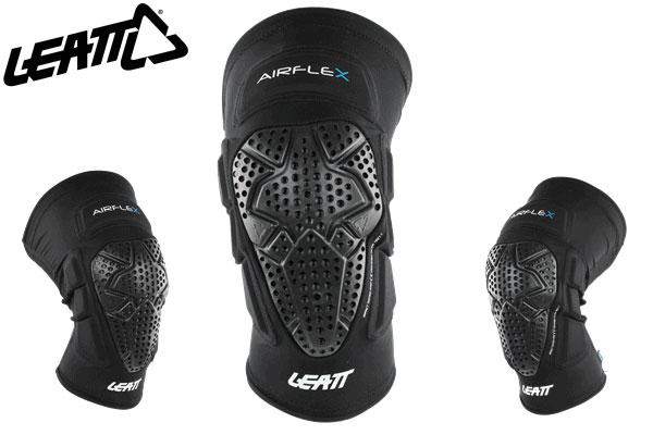 LEATT BRACE リアットブレイス 膝プロテクター・ニーガード LEATT 3DF AIR FLEX PRO ニーガード サイズ:M