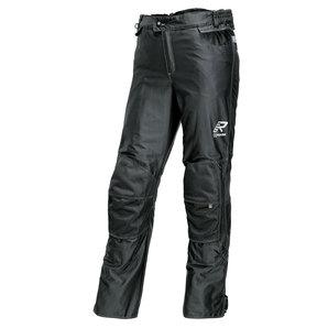 Rukka ルッカ ナイロンパンツ AIRIDER TEXTILE PANTS, BLACK SIZE:50