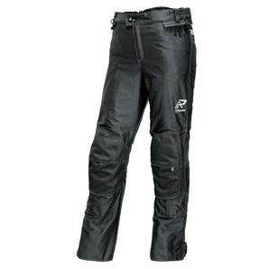 Rukka ルッカ ナイロンパンツ AIRIDER TEXTILE PANTS, BLACK SIZE:58