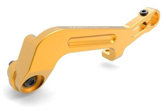 【ポイント5倍開催中!!】【クーポンが使える!】 DUCABIKE ドゥカバイク ブレーキペダル・シフトペダル ブレーキペダルレバー カラー:ゴールド MULTISTRADA 1200 10-14 MULTISTRADA 1200 S 10-14